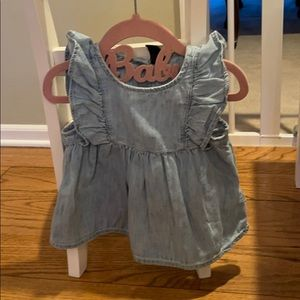 Baby Gap Denim Dress 18-24m